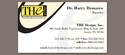 the businesscard